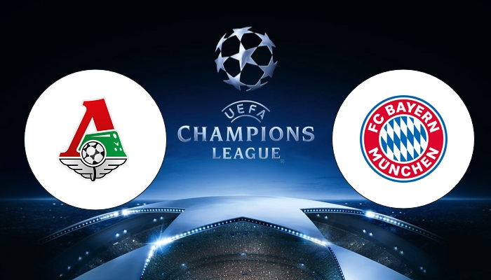 Lokomotiv Moskwa – Bayern Monachium   27/10/2020