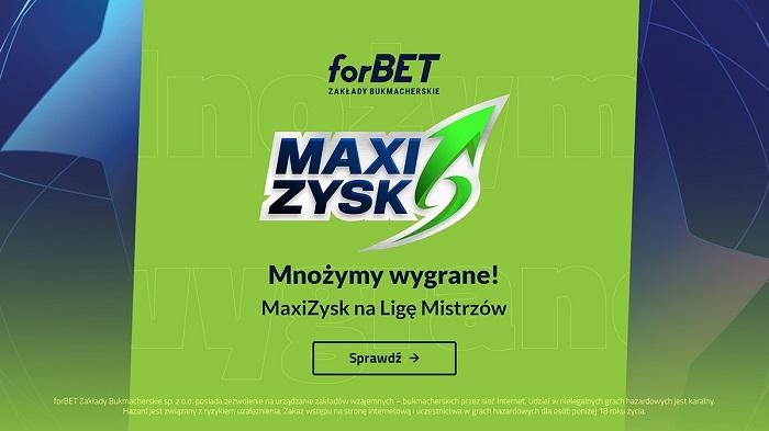 MaxiZysk na Lige Mistrzów