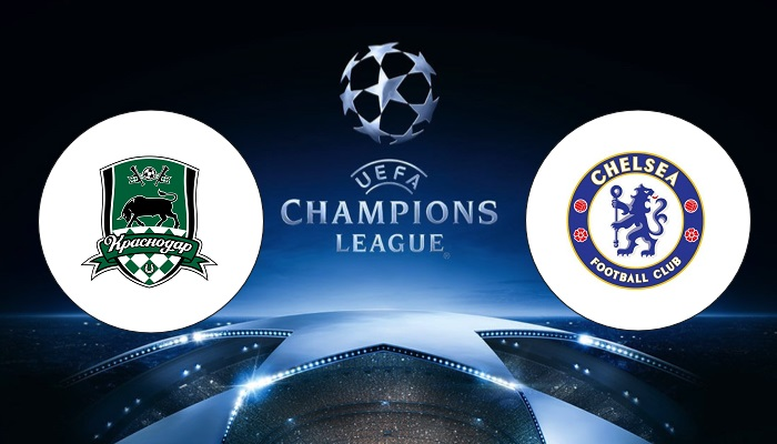 FK Krasnodar – Chelsea Londyn   28/10.2020
