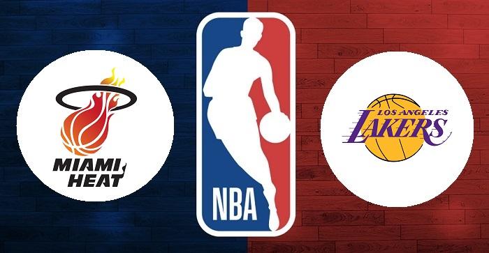 Miami Heat – Los Angeles Lakers   12/10/2020
