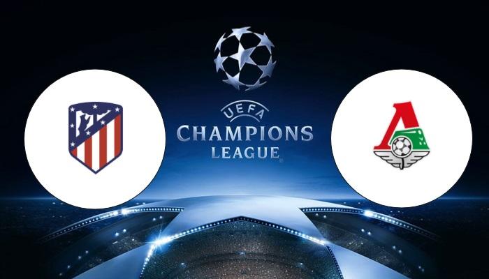 Atletico Madryt – Lokomotiv Moskwa | 25/11/2020