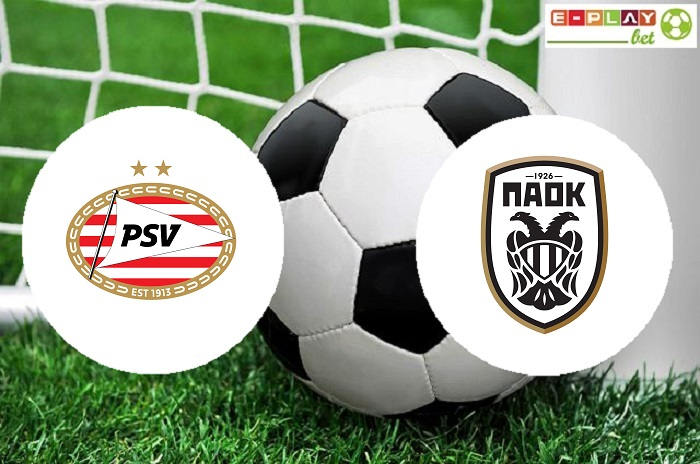 PSV Eindhoven – PAOK | 26/11/2020