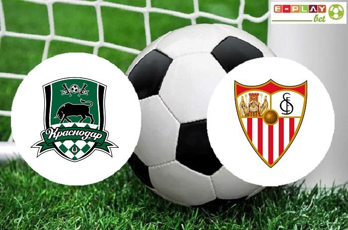 Krasnodar – Sevilla | 24/11/2020