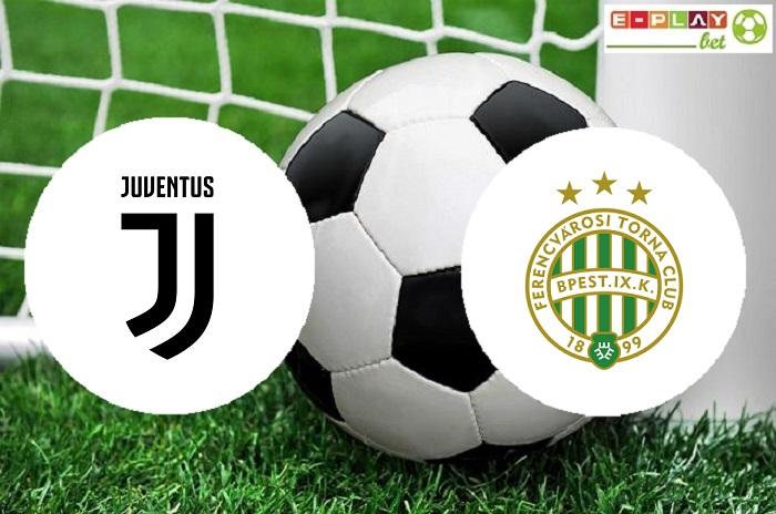 Juventus – Ferencvaros | 24/11/2020