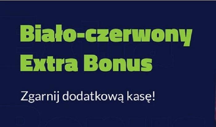 Extra Bonus – 100% do 200 PLN