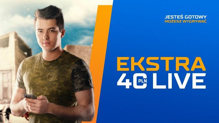 Ekstra 40 PLN na eSport w STS