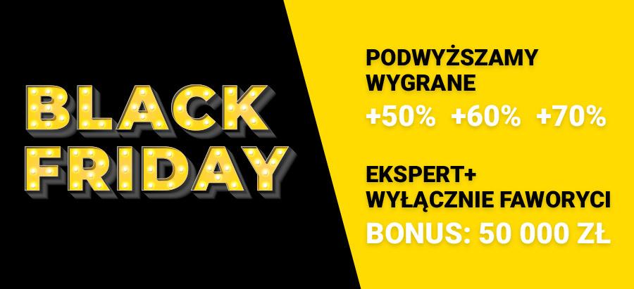 Black Friday w Fortunie