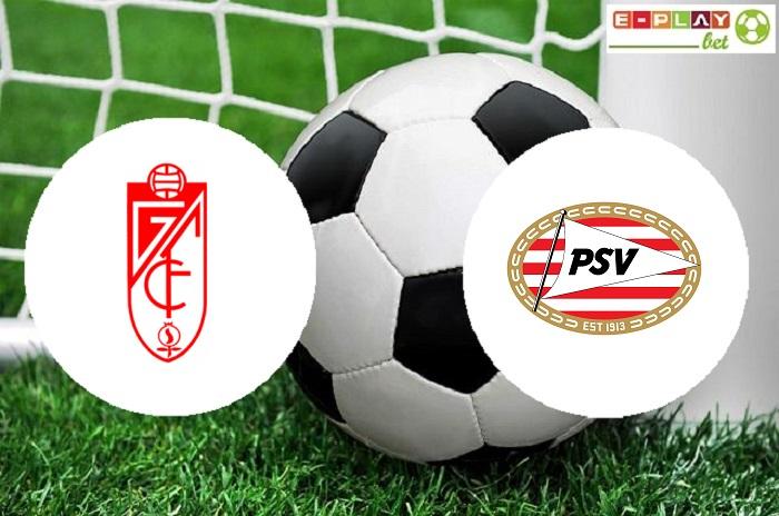 CF Granada – PSV Eindhoven | 03/12/2020