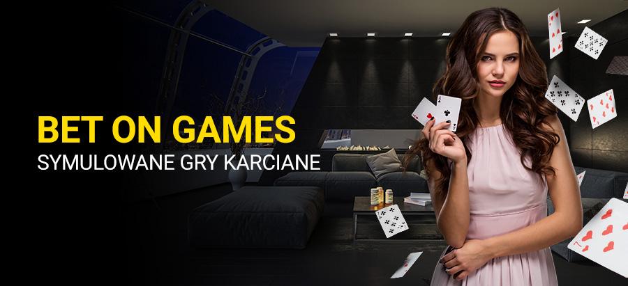 Nowość w Fortunie – Bet On Games