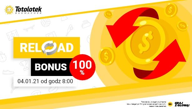 Reload Bonus w Totolotku