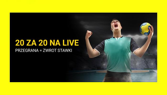 20za20 na Live w Fortunie