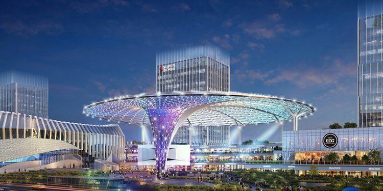 W Szanghaju rozpoczyna się budowa areny e-sportowej o wartości 898 mln USD