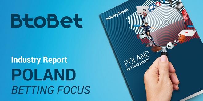 Raport BtoBet podkreśla potencjał branży iGaming w Polsce