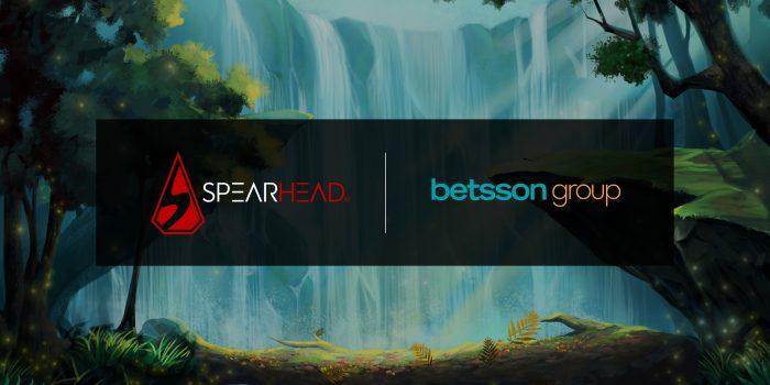 Spearhead Studios i Betsson Group nawiązują współpracę