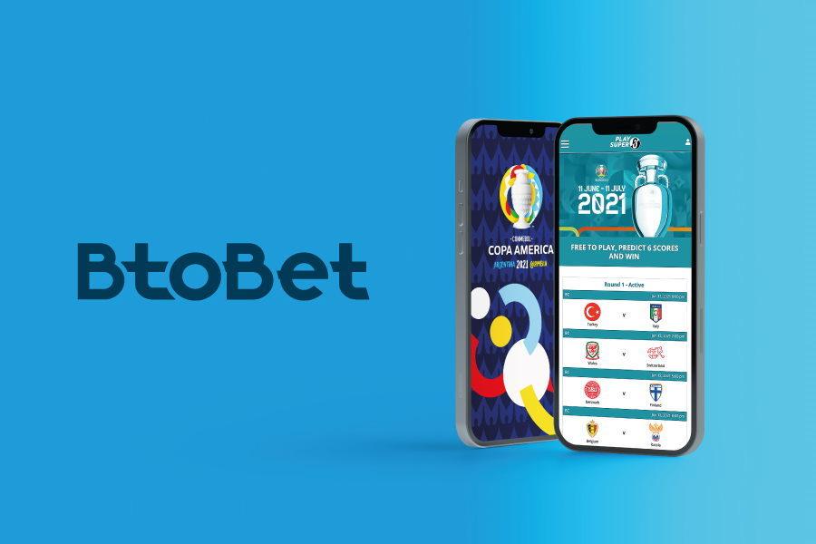BtoBet wprowadza dedykowane darmowe gry na Euro i Copa América