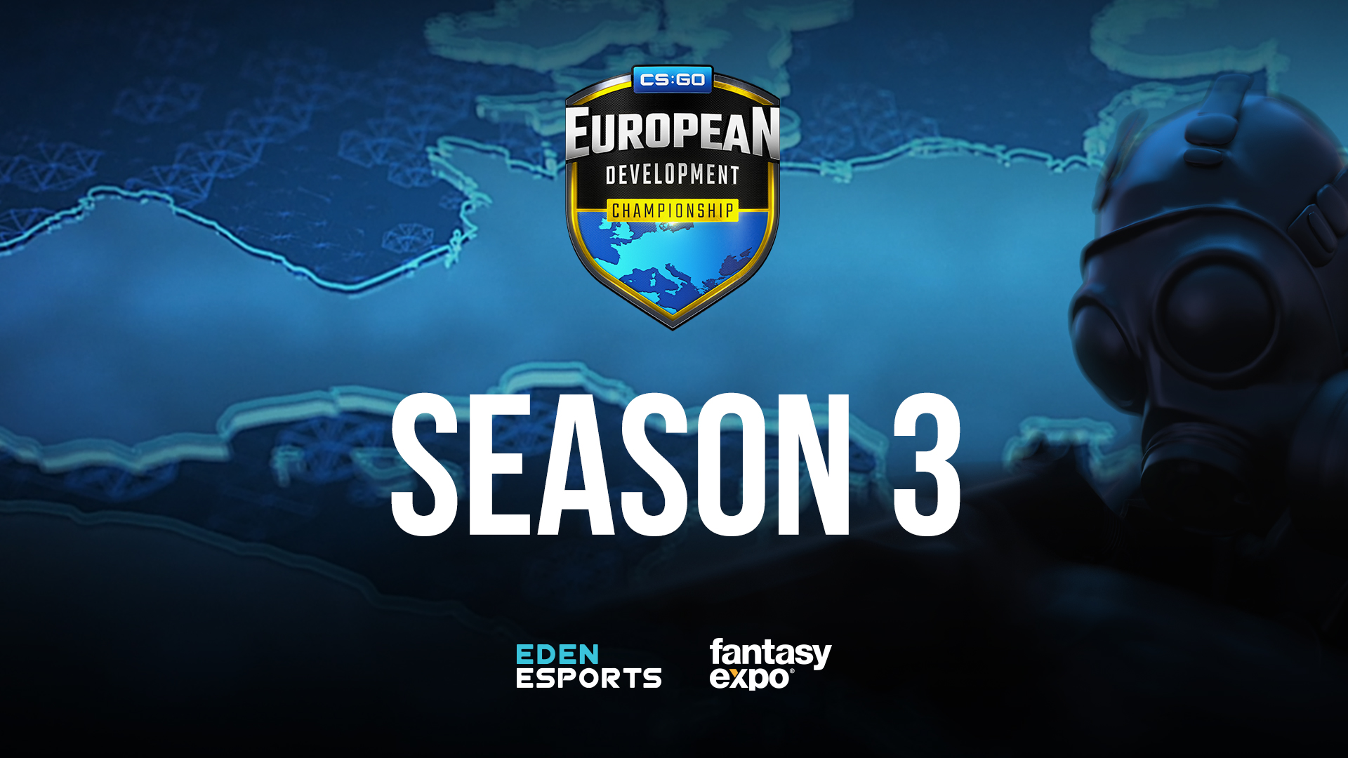Trzeci sezon rozgrywek European Development Championship