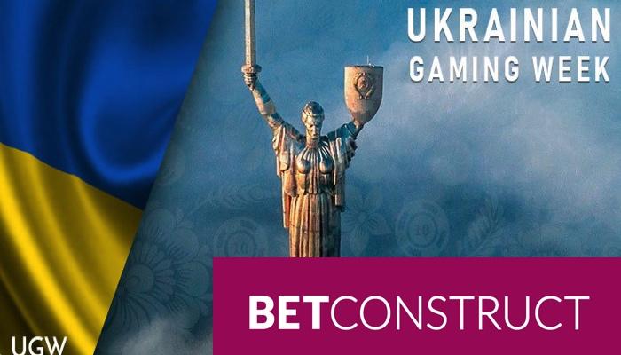 BetConstruct weźmie udział w Ukraińskim Tygodniu Gier