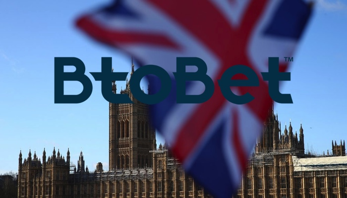 BtoBet zabezpiecza przyczółek na rynku brytyjskim dla platformy bukmacherskiej