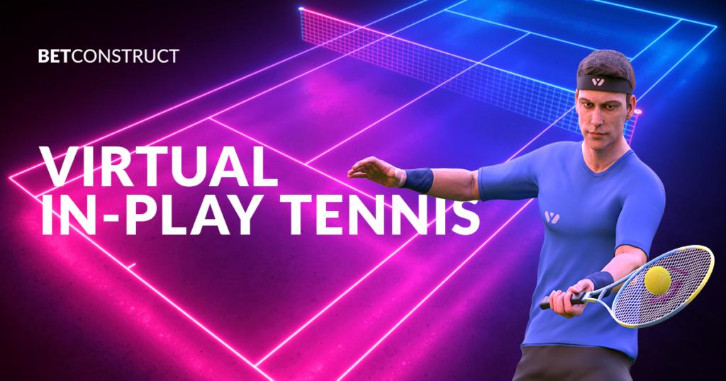 BetConstruct wprawia w ruch wirtualny tenis na żywo