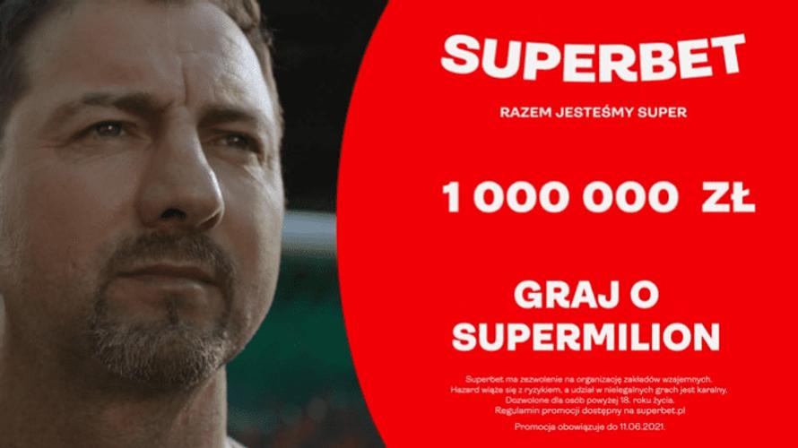 Super Milion w SuperBet, do zdobycia milion złotych