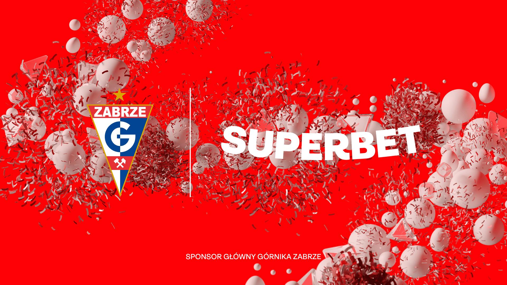 Górnik Zabrze pozyskał super sponsora