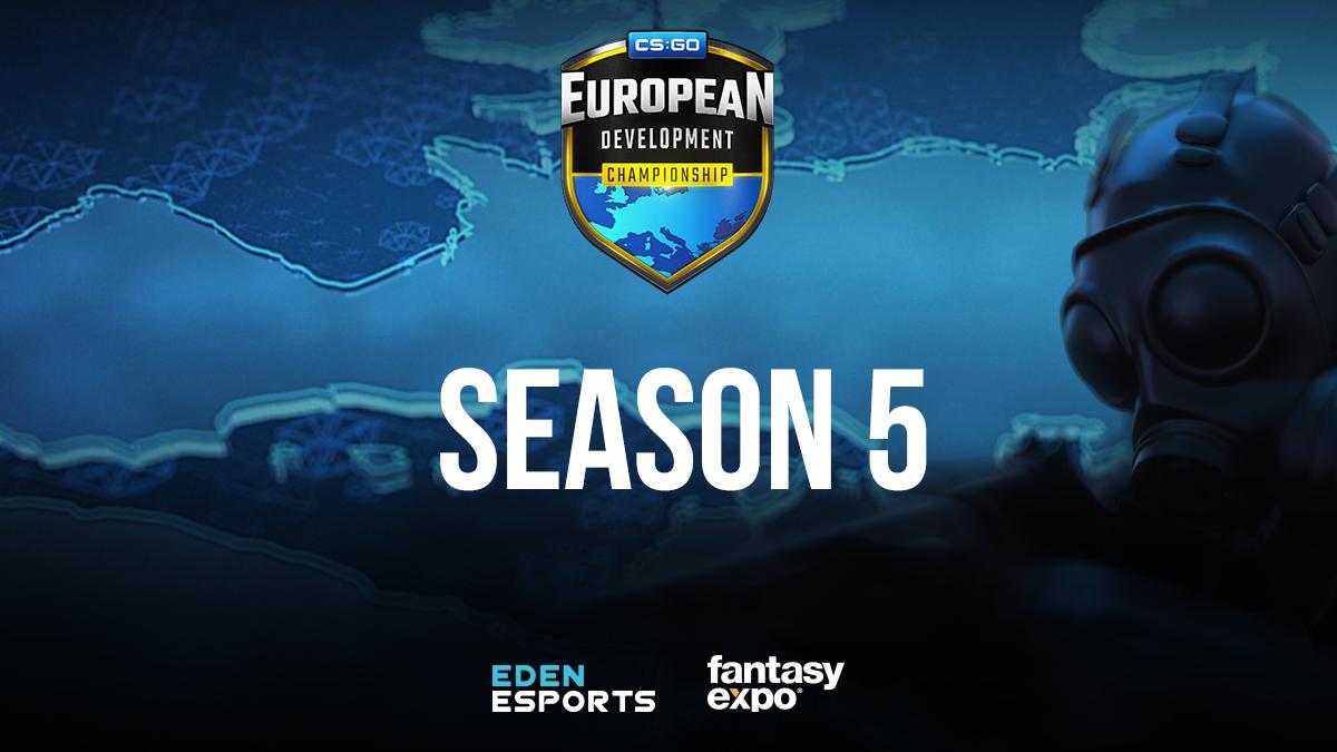 Piąty sezon rozgrywek European Development Championship
