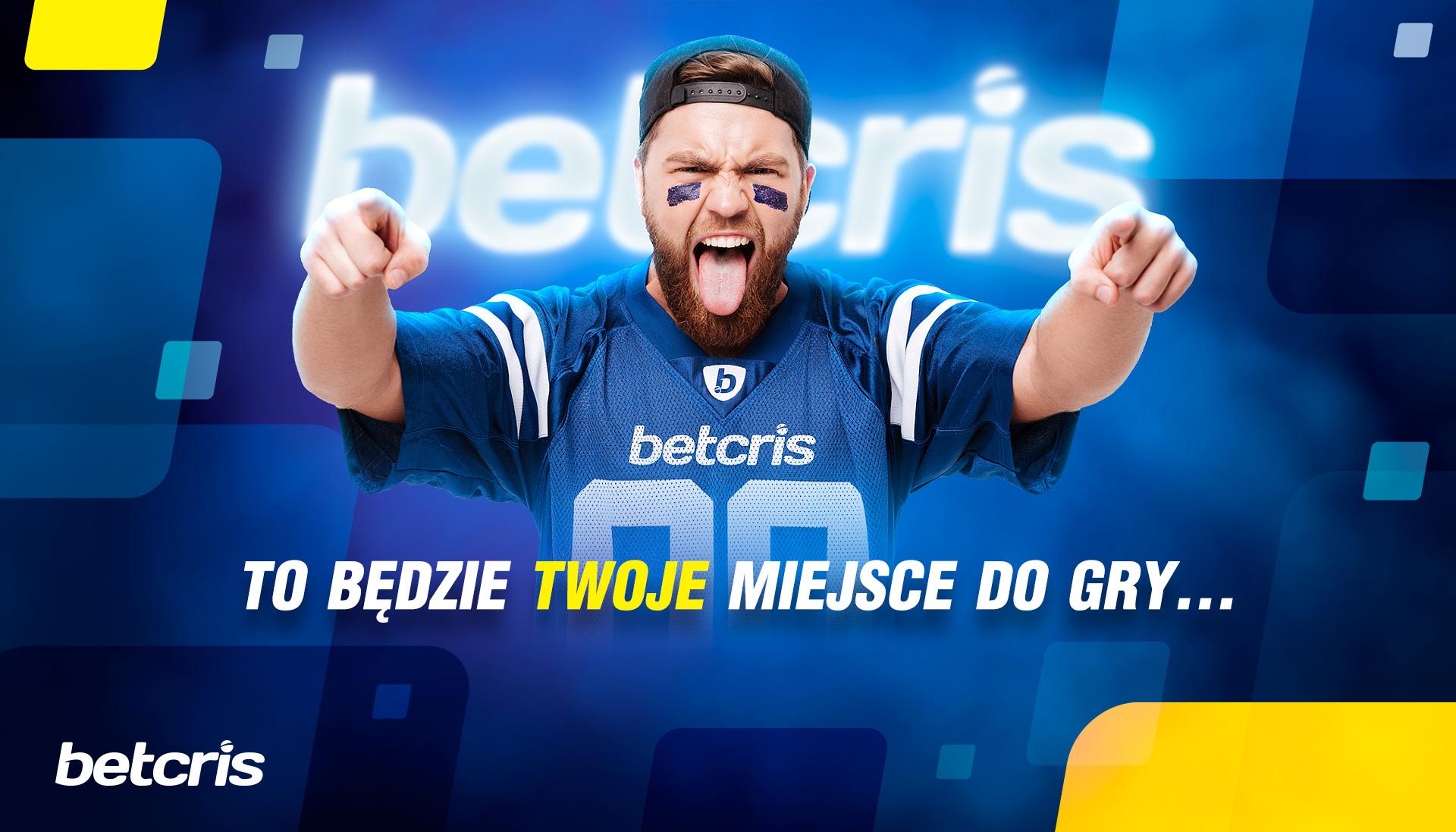 Betcris wkracza na polski rynek