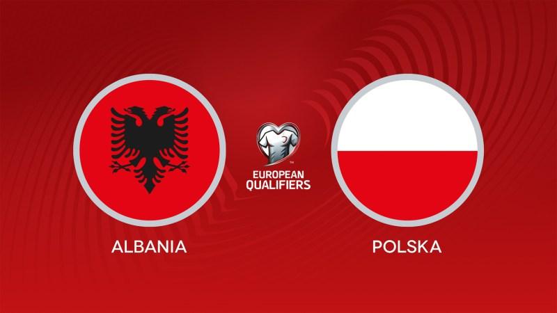 Bukmacherzy typują mecz Albania – Polska